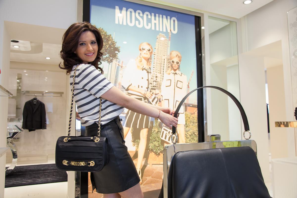Shopping la Moschino