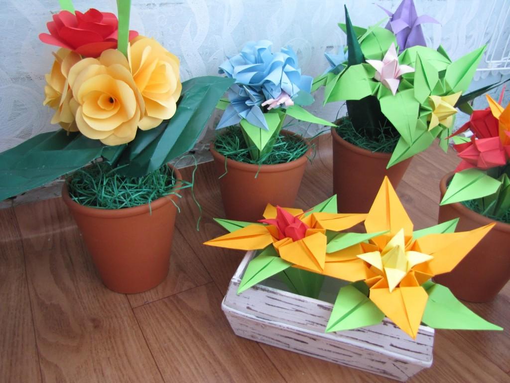 Origami, activitatea ideala de vacanta pentru copii