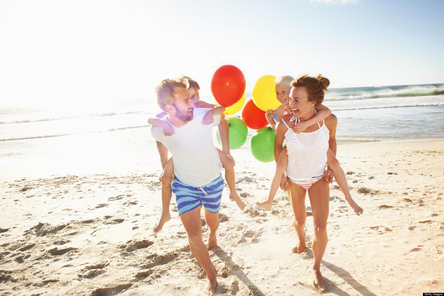 Plecăm în vacanță! Cu sau fără copii? Aceasta este întrebarea!