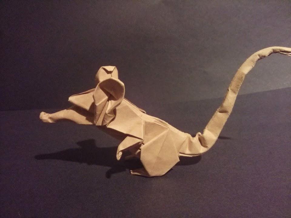 Bogdan Ionescu si pasiunea pentru Origami