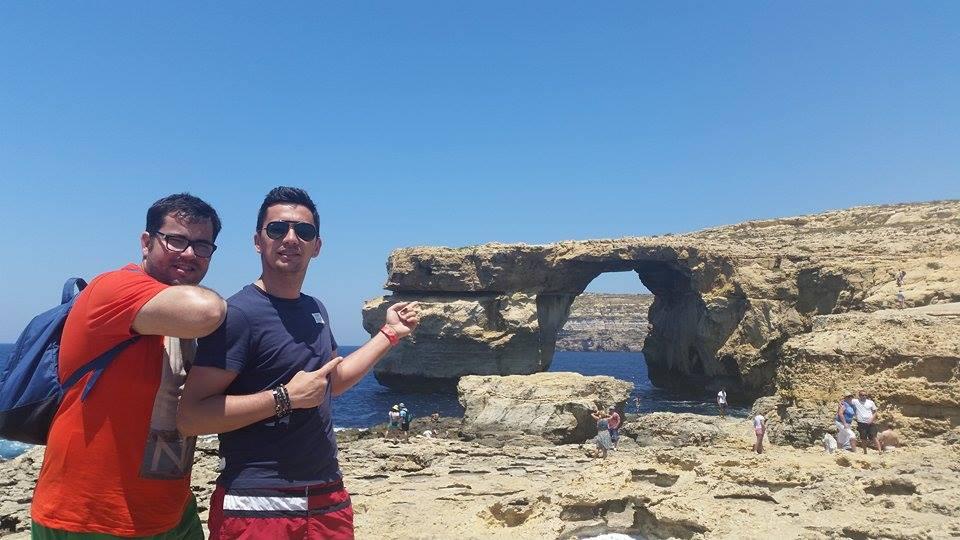 Popescu și Flick recomandă o destinaţie de suflet: Malta