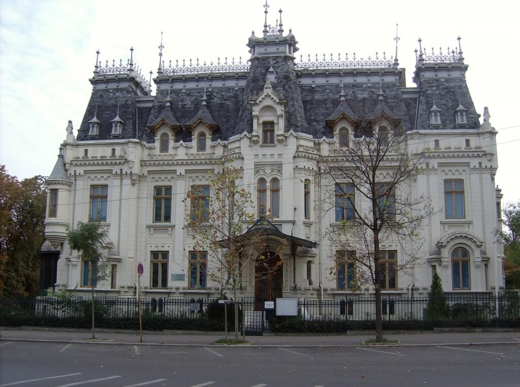 Palatul Crețulescu - www.elacraciun.ro