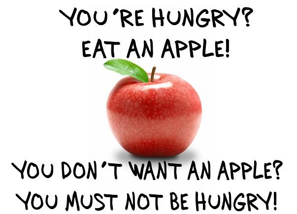 Mananca atunci cand ti-e foame - Ela Craciun