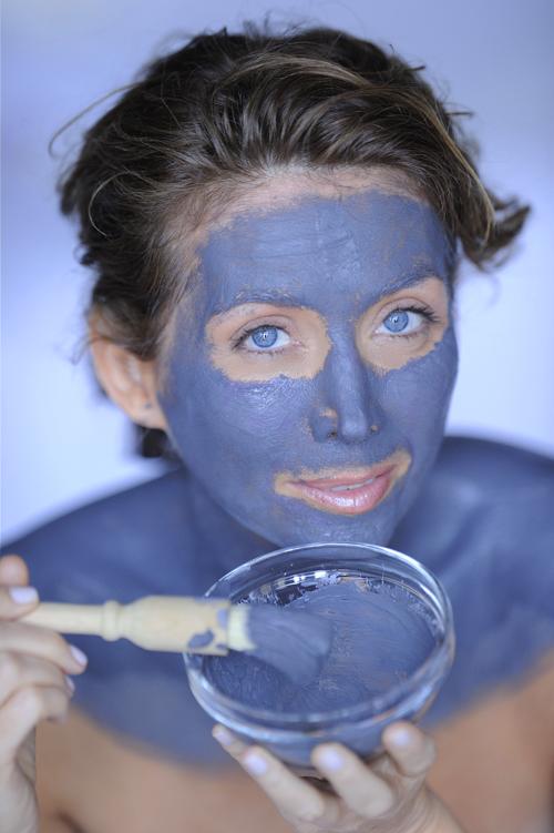 Argila albastra este un medicament natural, unic in lume
