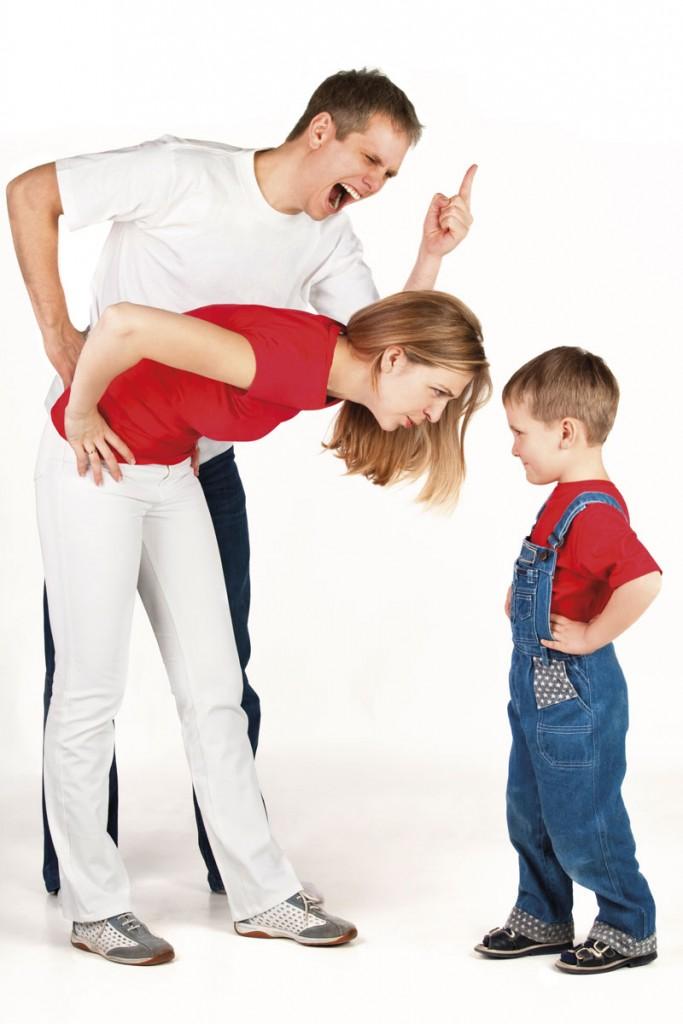 Obișnuim să țipăm la copii? Cum înlăturăm consecințele?