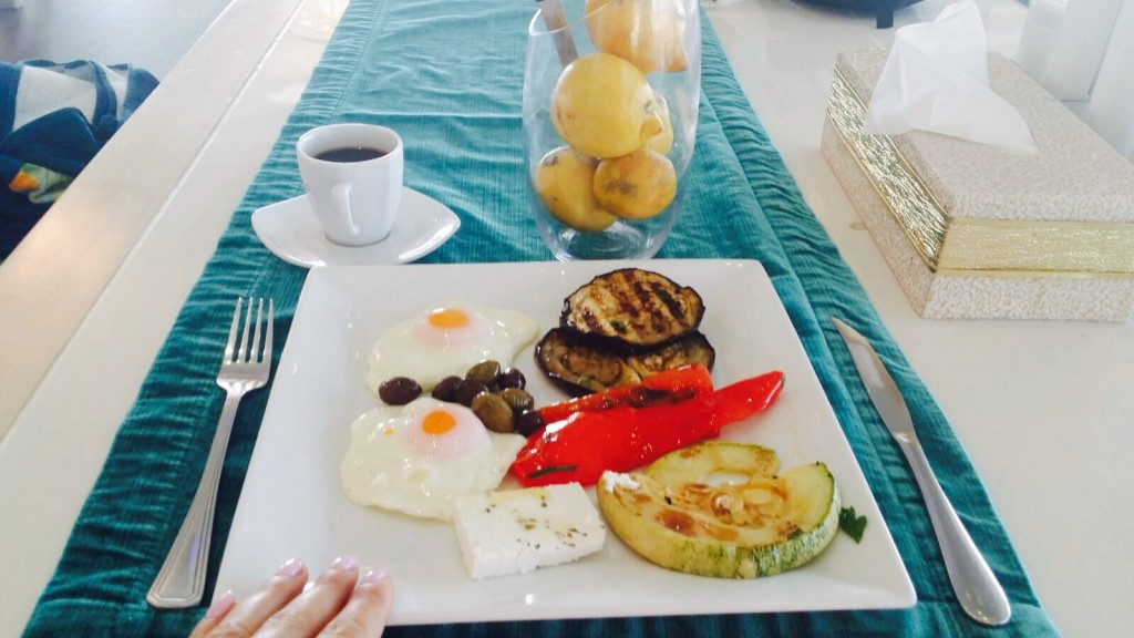 Mic-dejun la Marea Neagră