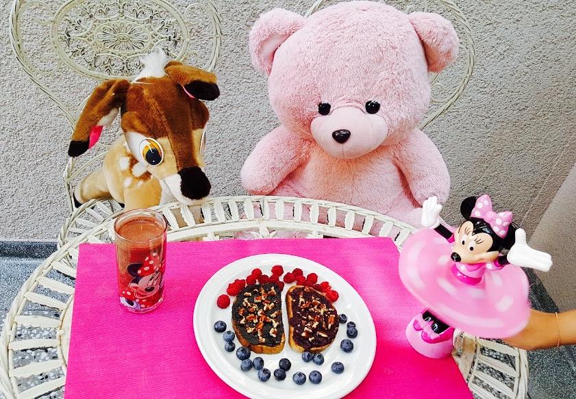 #dejunELa pentru copii - ziua 6