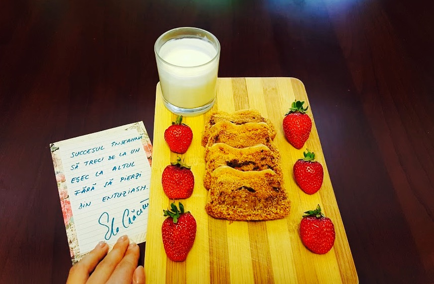 Mic-dejun cu chec Dukan
