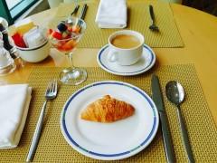 Mic-dejun…minimalist :)