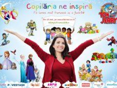 Donează o jucărie și fă lumea mai frumoasă! În iunie, copilăria ne inspiră :)