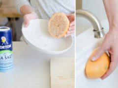 Cum să cureți mașina de spălat și alte trucuri pentru baie