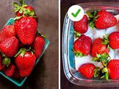 Cum se depozitează corect fructele și legumele? 12 reguli pe care trebuie să le respecți!