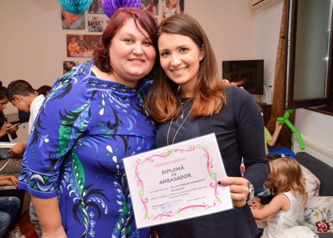 """""""Mama de azi este oglinda copilului de mâine"""", povestea destinelor salvate în Centrul Maternal Casa AGAR"""