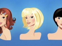 Cum să te tunzi în funcție de forma feței