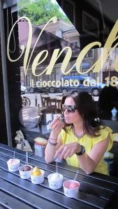 Gelateria Venchi - Ela Craciun