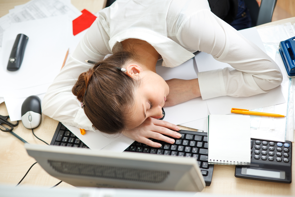 Falling-Asleep-at-the-desk