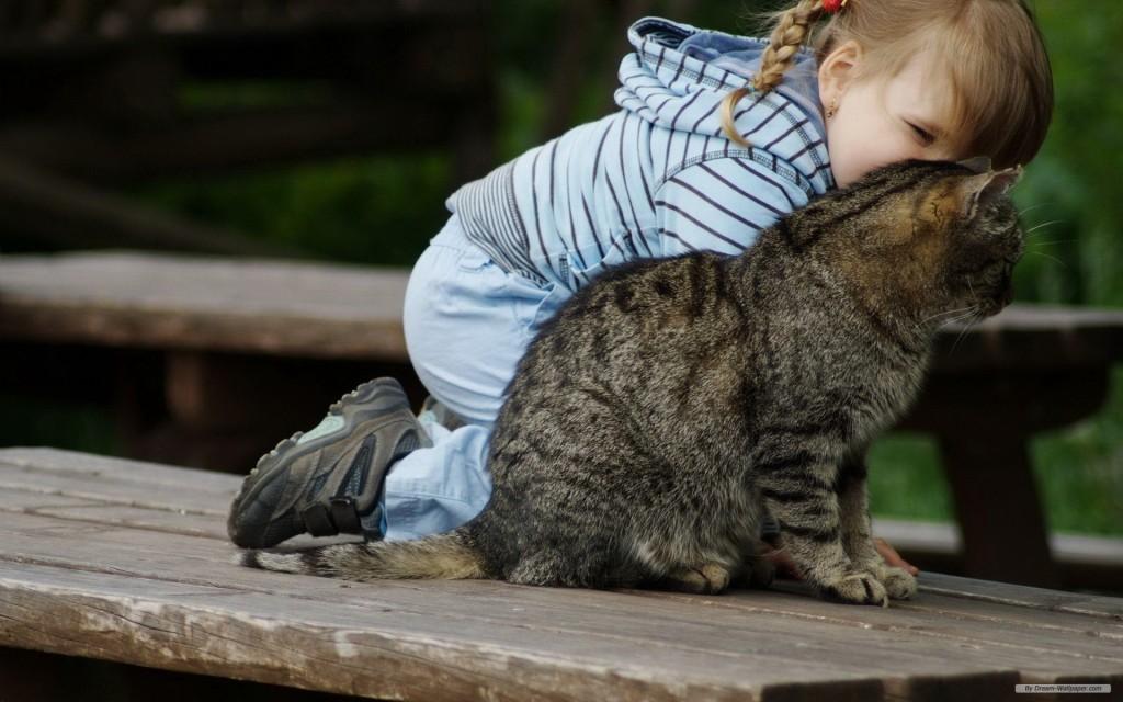 12 motive pentru care copiii au nevoie de un animal de companie