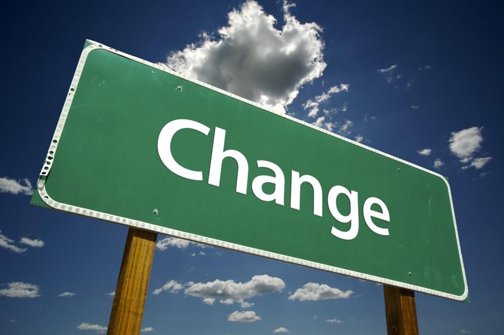 Să schimbăm sau nu ceva în viața noastră?
