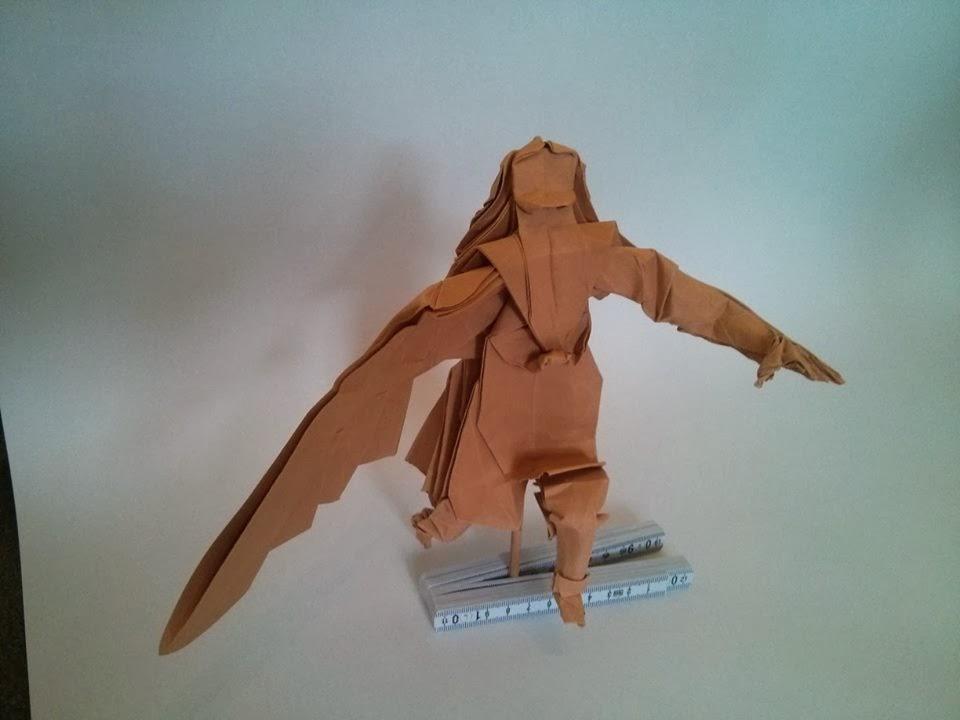 Origami se poate invata de la varste fragede