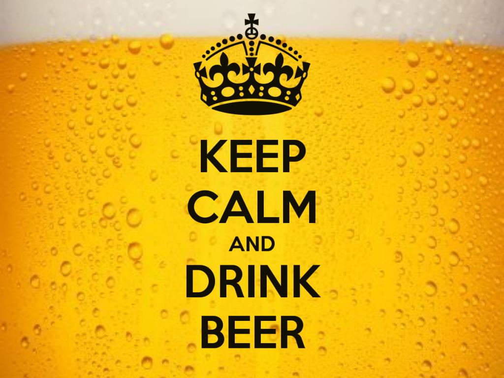 Trăiască berea care...nu îngraşă!