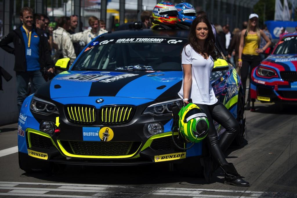 Raluca Lazarut, la M Festival, la Nurburgring