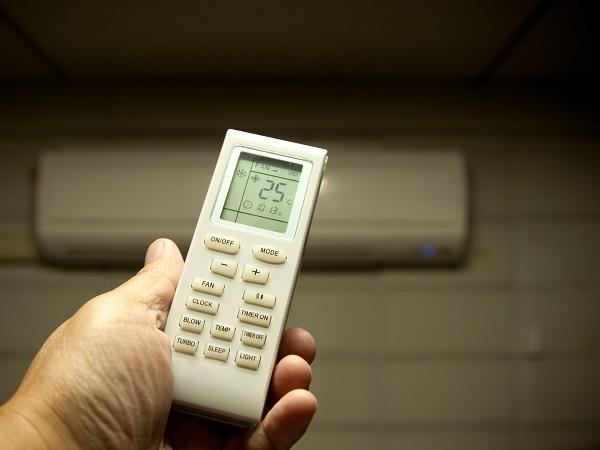 Setati aerul conditionat la temperaturi rezonabile