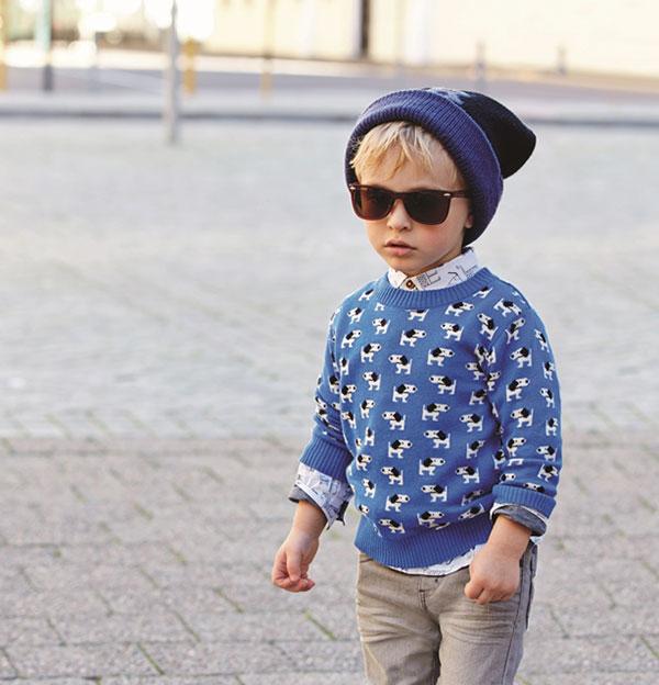 Trendurile toamnei pentru copii vin de la NEXT