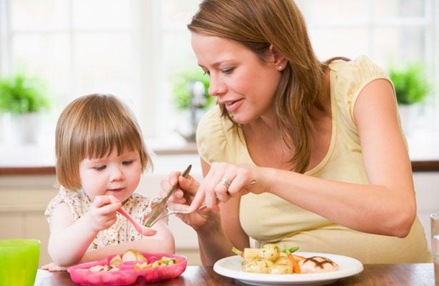 Mofturile copiilor pot fi învinse cu multă răbdare și perseverență
