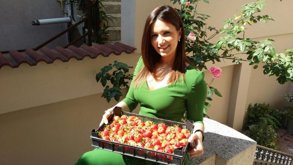 Vara mea are gust de capsuni: cele mai gustoase si eficiente fructe