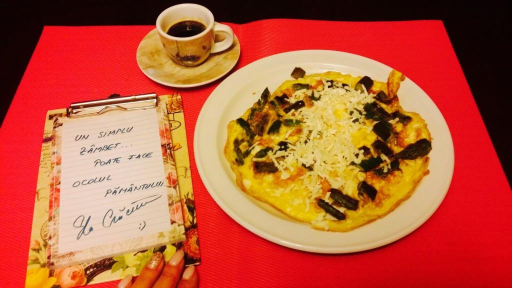 Mic-dejun pentru o săptămână în forță