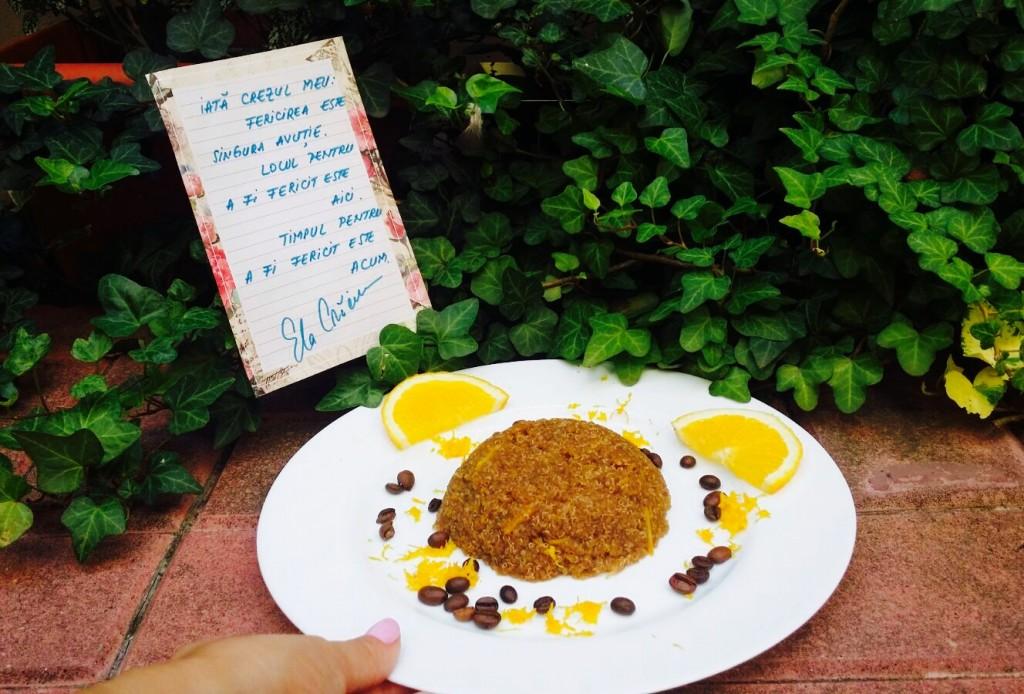 Un mic-dejun ca o prăjitură