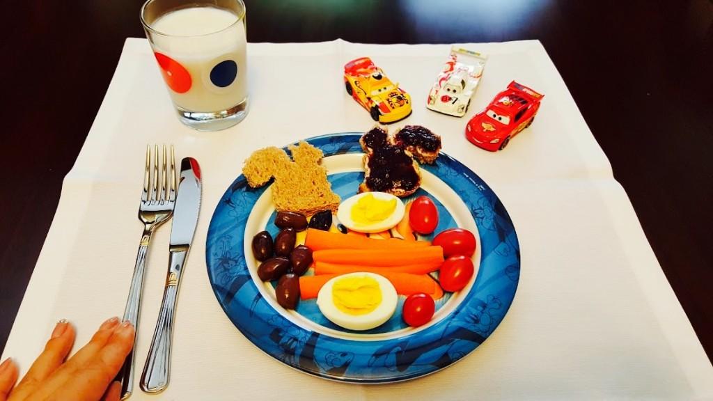 #dejunELa pentru copii - ziua 4