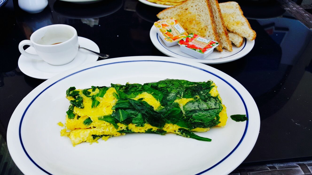 Mic-dejun de revenire