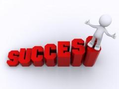 Cum parcurgem treptele succesului?