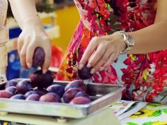 Detox de toamnă târzie: cura cu prune