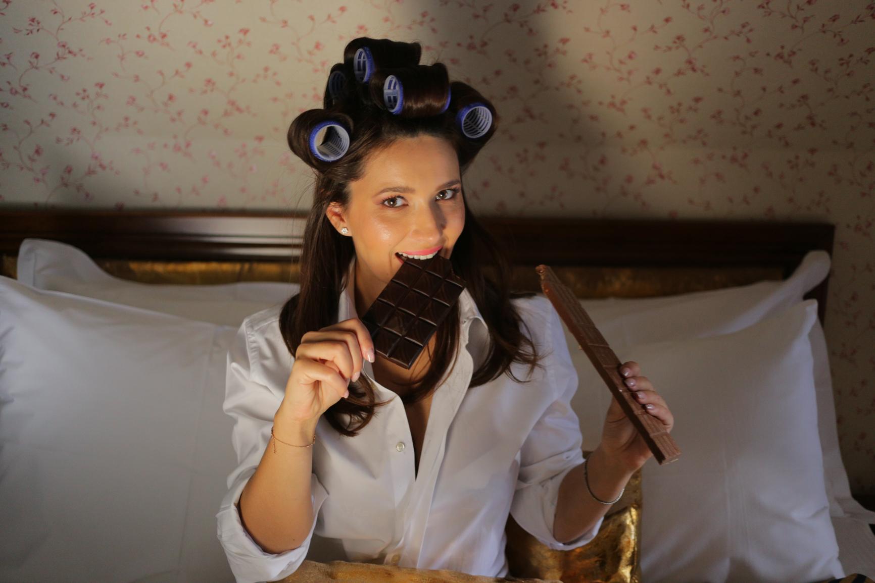 De ce mănânc ciocolată neagră? Am ditamai lista!