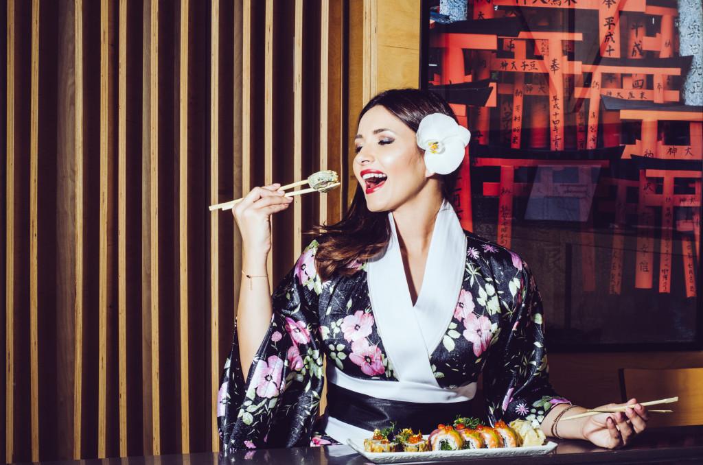 Ne facem de cap cu sushi? Îngrașă ori nu?