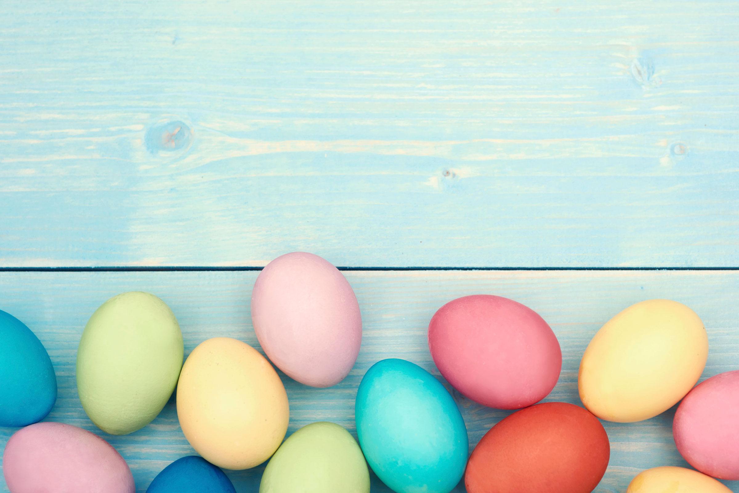 Cum obținem ouă de Paște vopsite 100% natural?