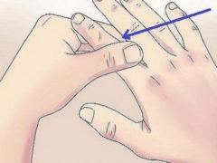 Apasă-ți degetul arătător timp de 60 de secunde: întreaga lume este uimită de efectul pe care acest truc îl are asupra organelor!