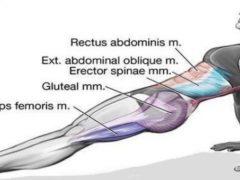 Cum să îți întărești mușchii abdominali, spatele și mușchii fesieri cu acest exercițiu