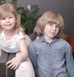 #sfaturipentruparinti de la cei mai frumoși copii: Alex și Alesia