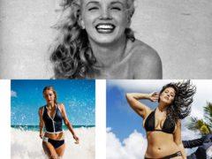 Sexy e o stare de spirit: 26 de femei celebre, în costume de baie