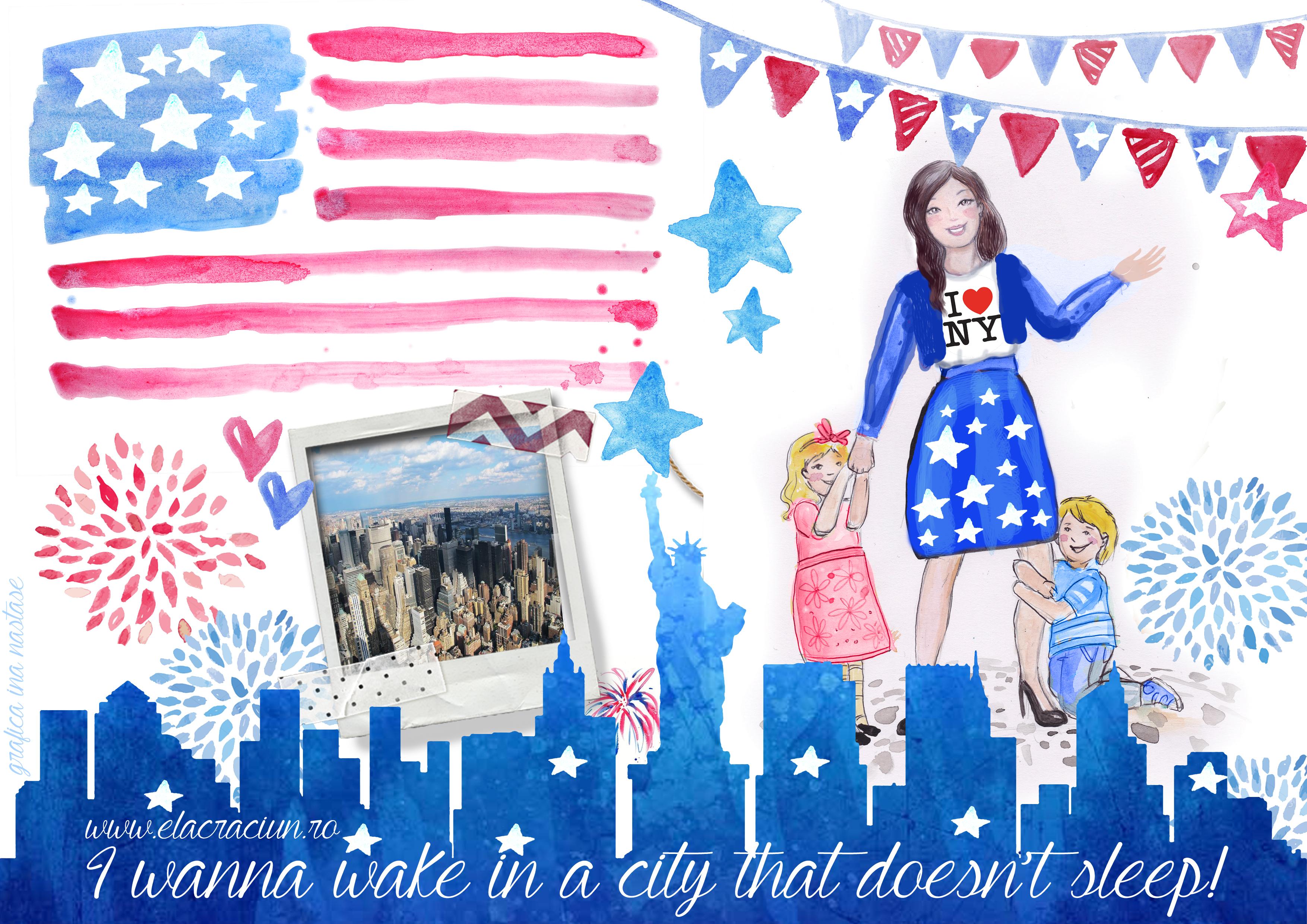 Happy 4th of July, dear America! + cel puţin 10 motive să te urci în avion cu destinaţia USA