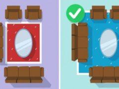 9 idei: cum faci o garsonieră să pară mai spațioasă?