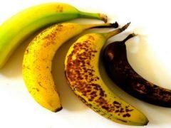 Bananele au devenit maro? Iată cum poți să le transformi în banane proaspete din nou!