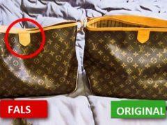 Cum îți dai seama dacă geanta e ORGINALĂ sau FALSĂ?