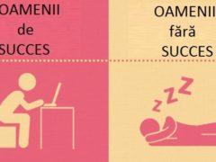 10 diferențe dintre oamenii de succes și oamenii fără succes