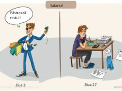 5 ilustrații care descriu viața la locul de muncă