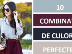 10 combinații de culori care nu dau greș