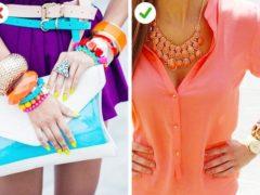 7 greșeli pe care le faci când alegi hainele